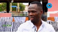 Ghana midfielder Emmanuel Agyeman-Badu