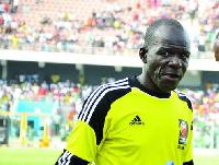 Former Ghanaian goalkeeper, Abubakari Damba