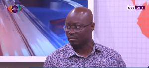 Former Deputy Minister of Finance, Cassiel Ato Forson