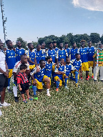 Ex-Ghana International Ahmed Barruso organizes football gala to support illegal Ghanaian migrants in Italy