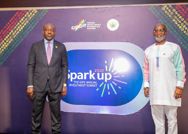 GIPC, Information Ministry launch 'Spark Up' Investment Summit