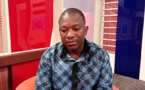Theophilus Chaie Ablekuma MP