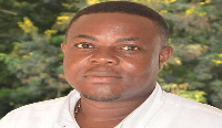 NDC Deputy Communications Officer, Godwin Ako Gunn