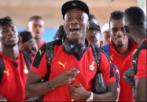 Black Stars striker, Asamoah Gyan