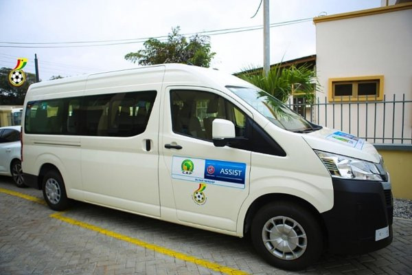 The MiniVan will enable the Technical men and women to travel around the country to scout for talent