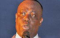Dr Paul Frimpong Manso, General Superintendent of Assemblies of God Ghana