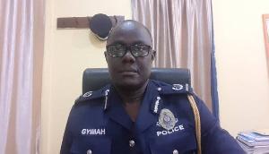 Late ACP Peter Gyimah