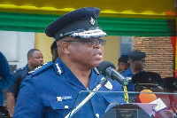 Acting IGP, James Oppong Boanuh