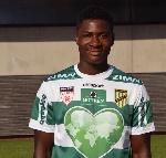 Austria Lustenau unveils Ghanaian youngster Blankson Anoff