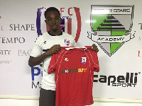 Ali Abdul Rahman has signed a 3-year deal with Inter Allies
