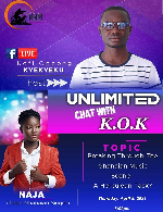NAJA on Unlimited chat with K.O.K