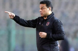 Coach Hossam El Badry is without a job