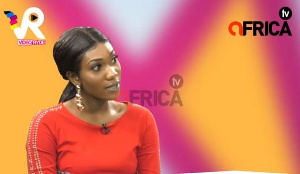 Musician, Wendy Shay