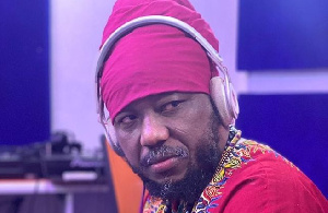 Radio presenter, Blakk Rasta
