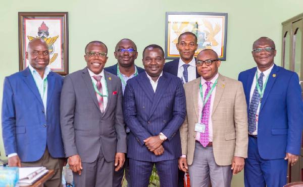 KNUST Alumnus donates one million Ghana cedis to support developmental projects