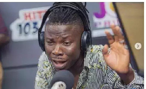 Ghanaian musician, Stonebwoy