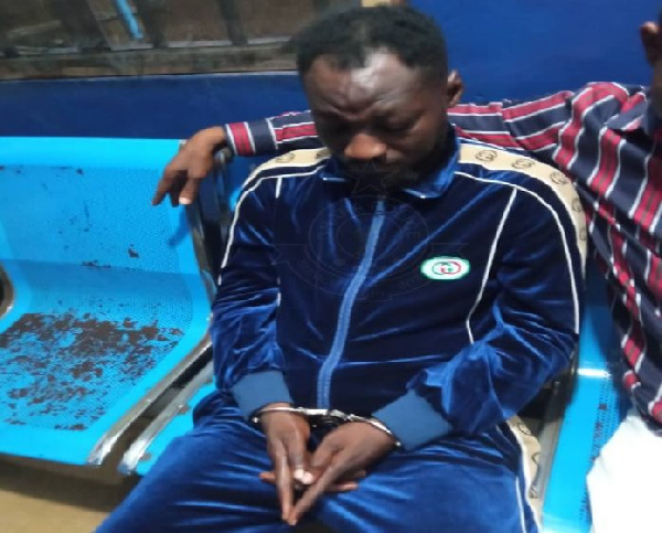 Result of Funny Face's psychiatric examination shall determine next line of action – Police