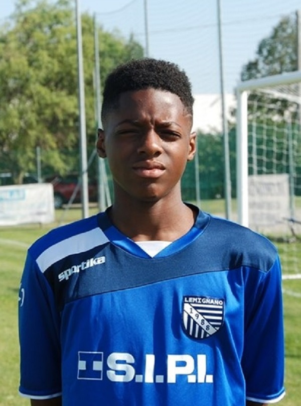 Kevin Oduro scores a goal and provides assist in 20 minutes for Lemignano