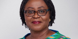 Martha Ama Akyaa Pobee has been appointed as Assistant Secretary-General for Africa (DDPA-PO)
