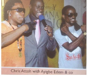 This image of Edem, Chris Attoh has gone viral on Twitter