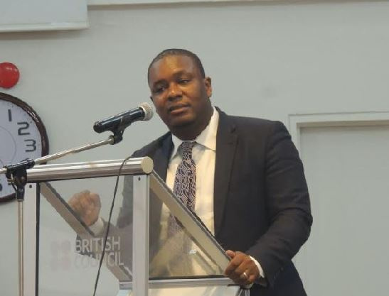 Seth Eshun, Head of Supervision at the National Insurance Commission