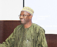 Dr Ahmed Yakubu Alhassan, Deputy Minister of Food and Agric