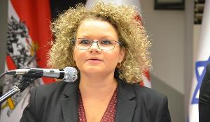 Shani Cooper, Israeli Ambassador to Ghana
