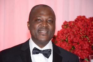 Business mogul, Ibrahim Mahama