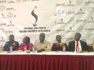 The 2018 Ghana Drivers and Road Safety Awards have been scheduled for Friday, November 23, 2018