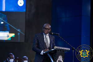 Godfred Yeboah Dame, Attorney General and Minister for Justice