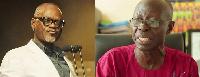 Dr. Kofi Amoah and Oti Akenteng have been mandated to take charge of the GFA