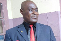 Kwabena Nsenkyire, the Ashanti Regional first Vice Chairman of the NPP