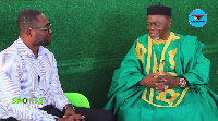 Azumah shares his story with Daniel Oduro