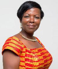 Ayawaso West Wuogon MP, Lydia Alhassan