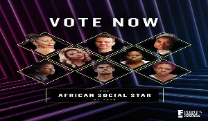 Lydia Forson has been nominated in Africa Social Star Category of the  E! People's Choice Awards