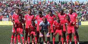 Nkana FC is one of the three teams in Kotoko's group