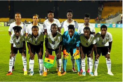 Black Queens squad