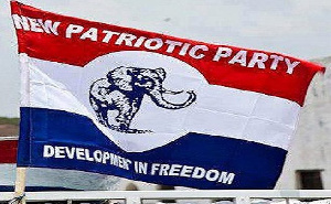 Unidentified hooligans bombed the private residence of Asokwa Constituency chairman for NPP