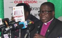 Most Reverend Dr. Paul K. Boafo, Presiding Bishop of the Methodist Church
