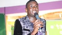 Gospel musician Noble Nketsiah