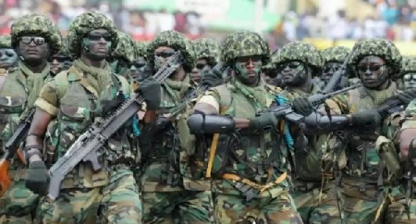 Ghana's Battalion in South Sudan awarded