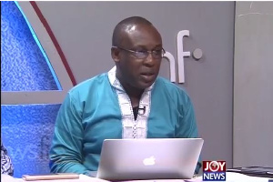 Kofi Bentil, Vice President of IMANI Ghana