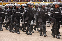 The Chief of Kokrobite, Nii Offei lII is appealing to the IGP to send police personnel to their aid