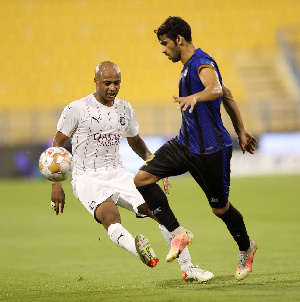 It was the first game in the 2020/21 Qatari top-flight division campaign