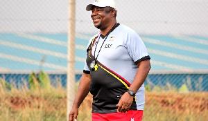 Coach Paa Kwesi Fabin