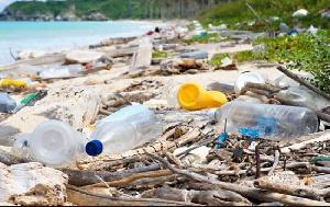 File photo of plastic waste