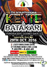 Batakari Festival flyer