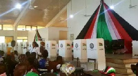 The NDC held its constituency elections on June 23