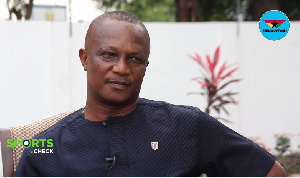 Former Black Stars coach, Kwasi Appiah