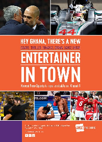 Kwesé Free Sports unveils 24-hour sports programming in Ghana